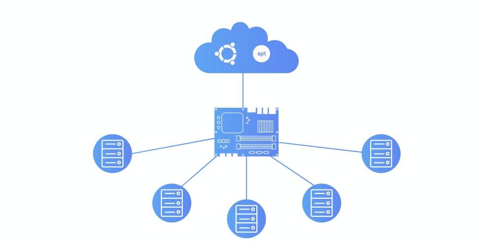 edge compute in practice - apt cache node